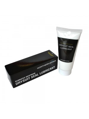 Dry suit lubricant
