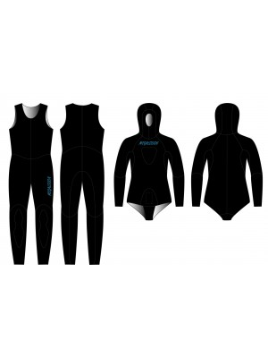 Гидрокостюм Megalodon suit