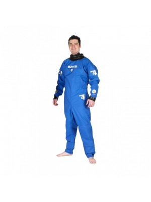STORM REAR ENTRY SURFACE DRYSUIT (BLUE)
